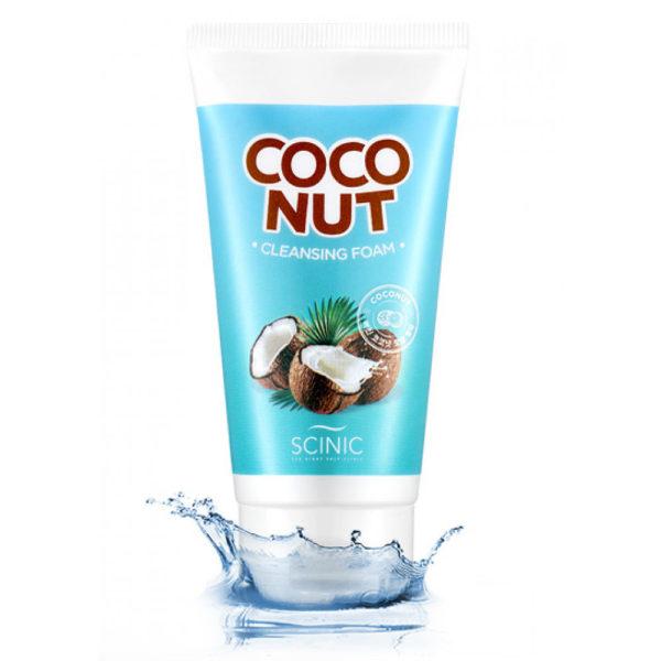 Кокосовая пенка для умывания Coconut Cleansing Foam