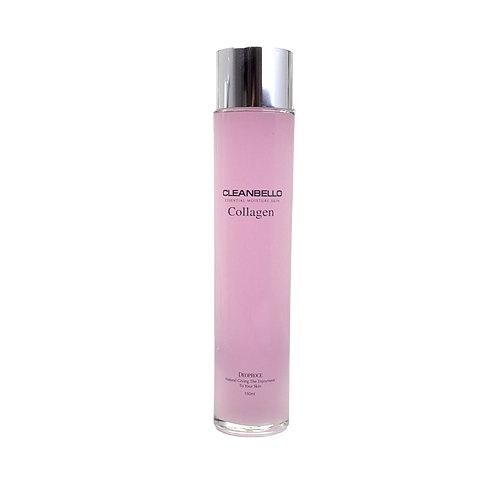 Collagen Essential Moisture Skin Deoproce, увлажняющий тоник для лица с коллагеном. Корейская косметика, купить в магазине Hedeo. Доставка по России.