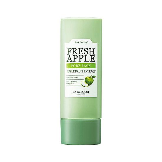 Fresh Apple Pore Pack, Skinfood, маска с экстрактом зеленых яблок