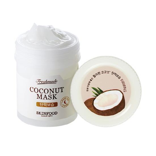Freshmade Coconut Mask, Skinfood, Маска с экстрактом кокоса