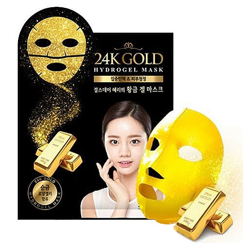 Scinic 24K Gold Hydrogel Mask
