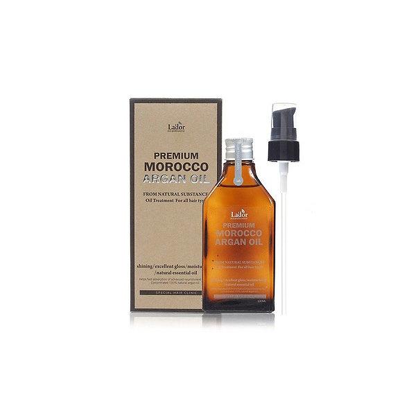 Premium Argan Hair Oil, La'dor , премиум аргановое масло для волос