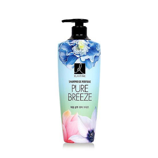 Perfume Pure Breeze Shampoo, Elastine, парфюмированный шампунь
