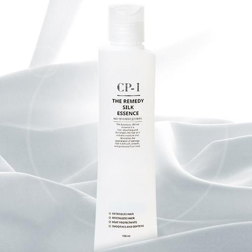 The Remedy Silk Essence, CP-1, Esthetic House, лечебная шелковая эссенция для волос