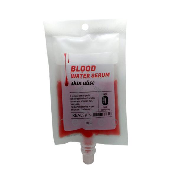 Blood Water Serum Skin Alive, Realskin - купить в магазине Hedeo