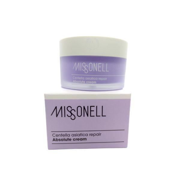 CCentella Asiatica Repair Absolute Cream, Missonell, восстанавливающий абсолютный крем с экстрактом центеллы - купить в магазине Hedeo