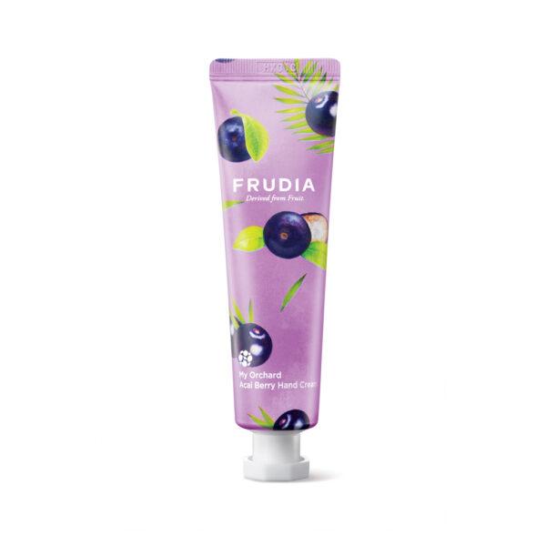 Acai Berry Hand Cream, Frudia, крем для рук c ягодами асаи