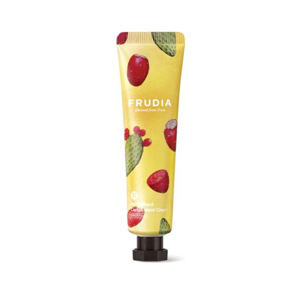 Cactus Hand Cream, Frudia, крем для рук c кактусом