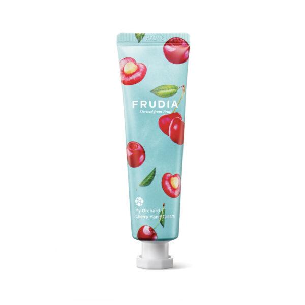 Cherry Hand Cream, Frudia, крем для рук c вишней