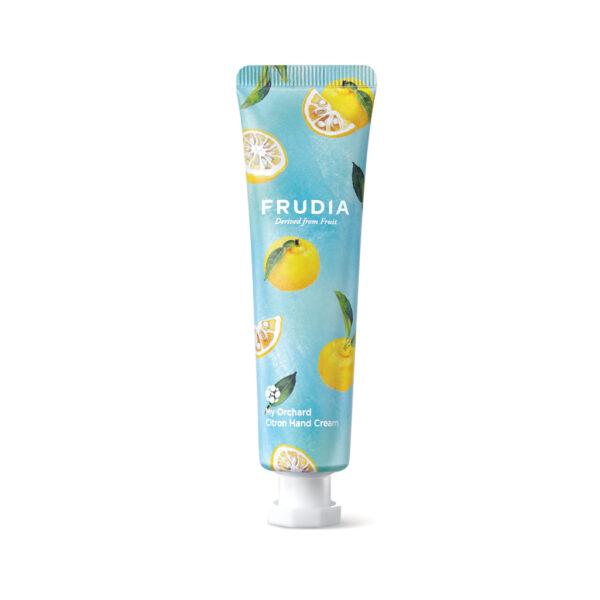 Citron Hand Cream, Frudia, крем для рук c лимоном