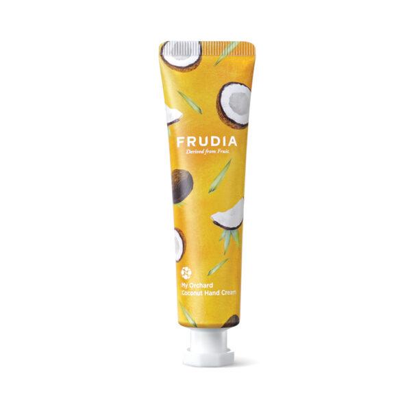 Coconut Hand Cream, Frudia, крем для рук c кокосом