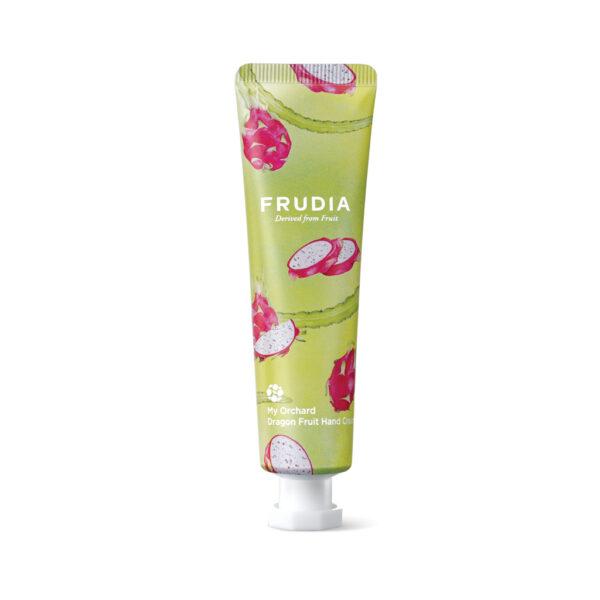 Dragon Fruit Hand Cream, Frudia, крем для рук c фруктом дракона