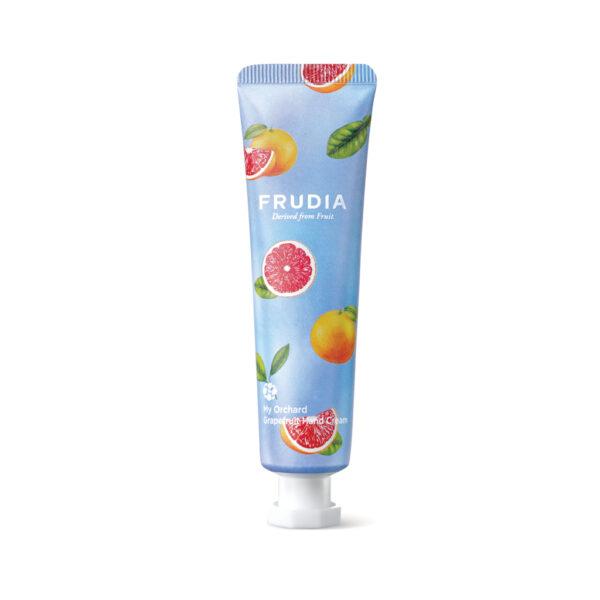 Grapefruit Hand Cream, Frudia, крем для рук c грейпфрутом