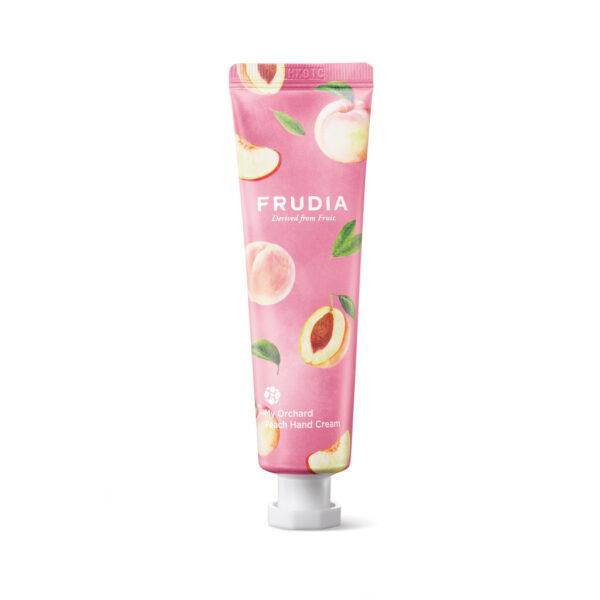 Peach Hand Cream, Frudia, крем для рук c персиком