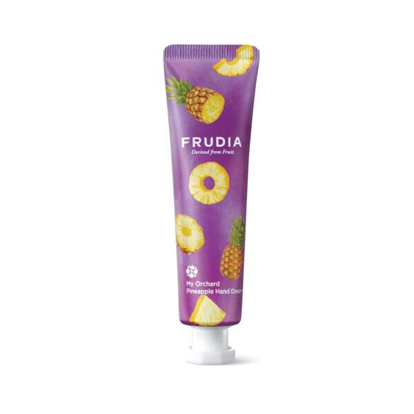 Pineapple Hand Cream, Frudia, крем для рук c ананасом