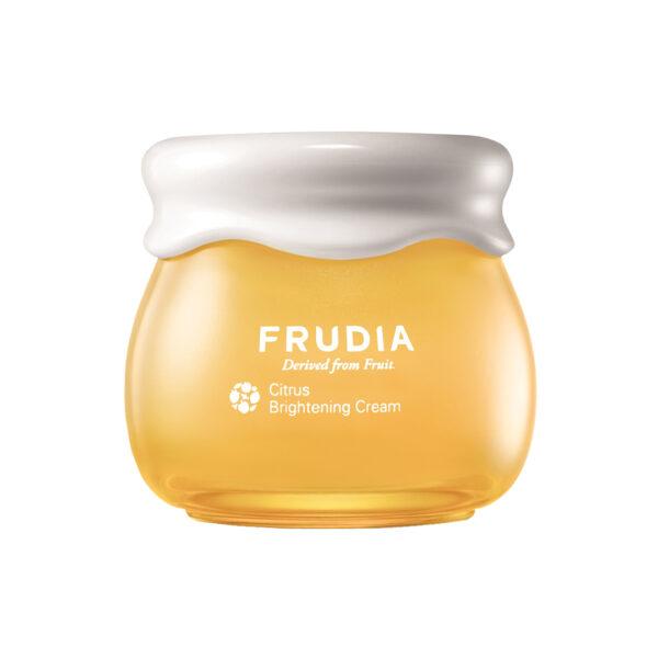 Citrus Brightening Cream, Frudia, крем с цитрусом, придающий сияние коже
