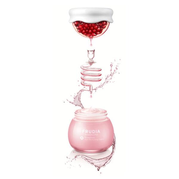 Pomegranate Nutri-Moisturizing Cream, Frudia, питательный крем с гранатом - купить с магазине Hedeo