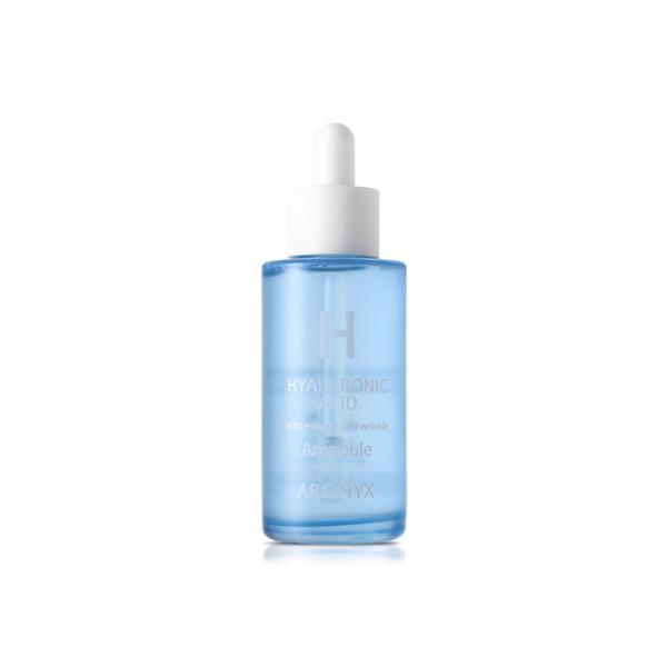Aronyx Hyaluronic Acid Ampoule, Mediflower, сыворотка с гиалуроновой кислотой. Купить корейскую косметику. Доставка по всей России. Интернет-магазин корейской косметики Hedeo.