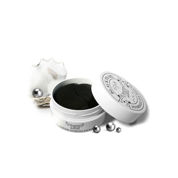 Hydrogel Eye Patch Black Pearl, IYOUB, гидрогелевые патчи для кожи вокруг глаз c черным жемчугом. Корейская косметика в интренет-магазине Hedeo. Доставка по России. Купить в Москве.