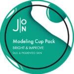 J:ON BRIGHT & IMPROVE MODELING PACK, яркость кожи, улучшение цвета лица