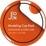 Уход за порами и очищение,J:ON CLEANSING & PORE CARE MODELING PACK, альгинатная маска