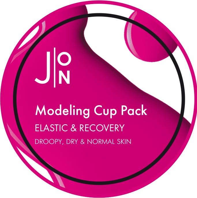 Эластичность и восстановление кожи, J:ON ELASTIC & RECOVERY MODELING PACK