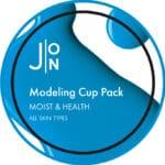 Увлажнение и здоровье кожи, J:ON MOIST & HEALTH MODELING PACK. Купить корейскую альгинатную маску