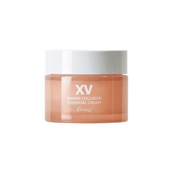 Marine Collagen Essential Cream, Esthetic House, крем для лица с морским коллагеном купить в интернет магазине Hedeo