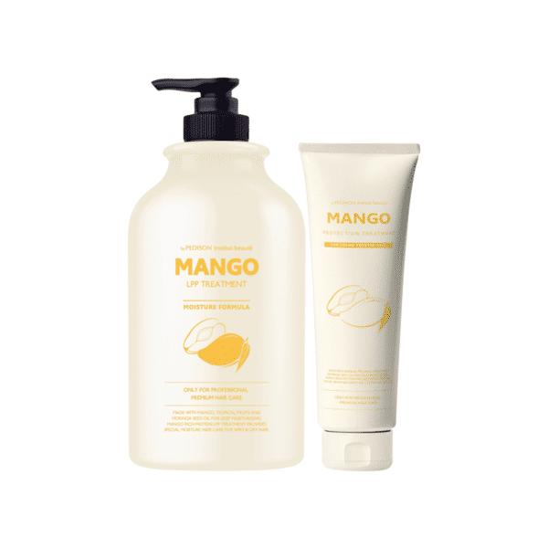 Institut-Beaute Mango Rich LPP Treatment EVAS Cosmetic Pedison маска для волос МАНГО купить в интернет-магазине hedeo доставка по России бесплатно