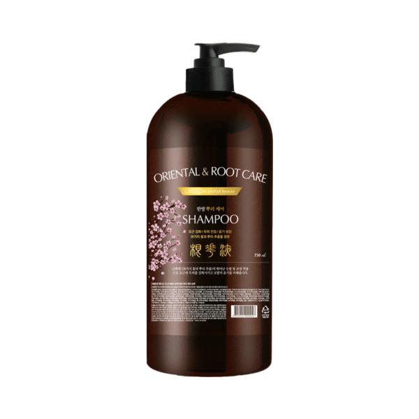 Institut-beaute Oriental Root Care Shampoo EVAS Cosmetic Pedison купить шампунь для волос ТРАВЫ в интернет-магазине hedeo доставка по России бесплатно