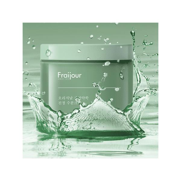 Original Herb Wormwood Calming Watery Cream Эвас Фражур успокаивающий крем для лица купить в интернет-магазине hedeo доставка по России бесплатно крем с полынью