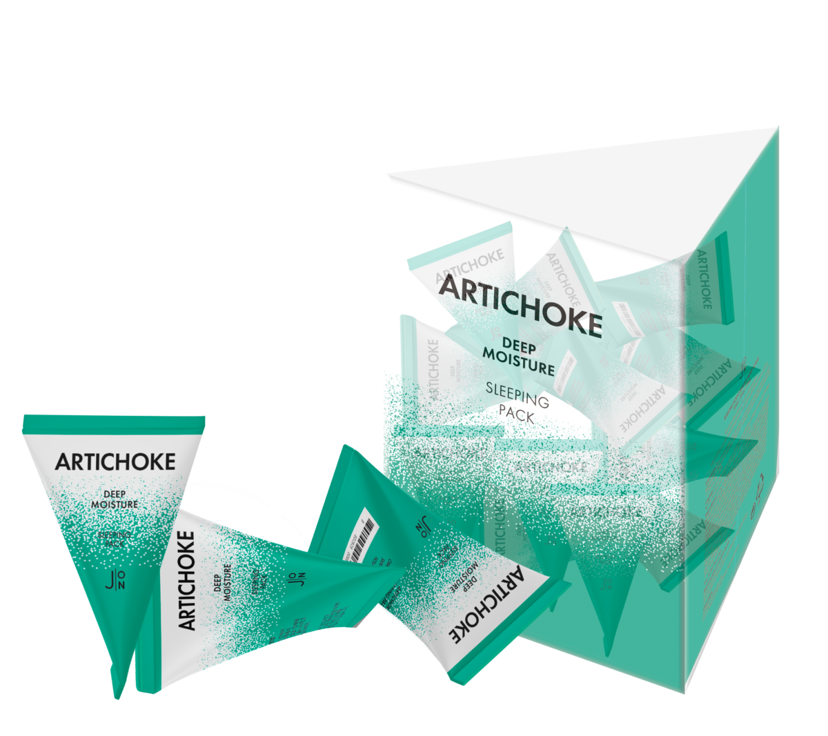 artichoke-triangles
