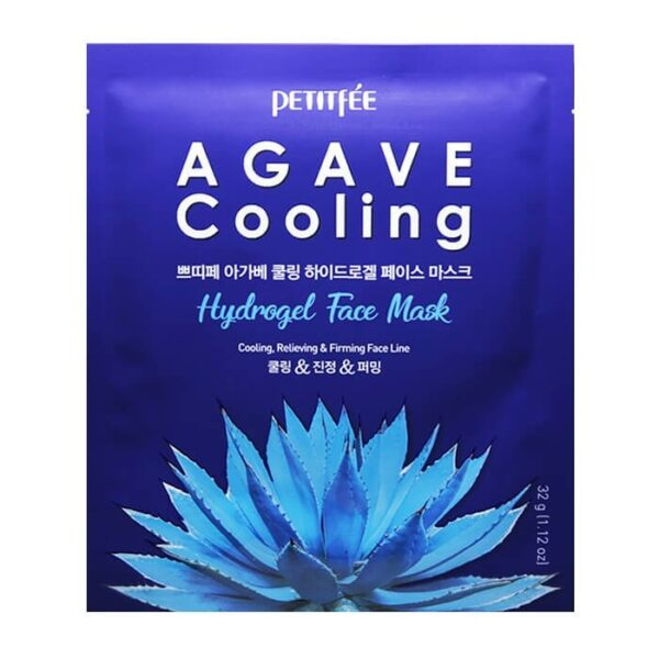 agave-cooling-hydrogel-face-mask